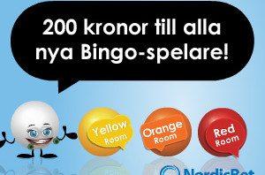 nordicbet bingo